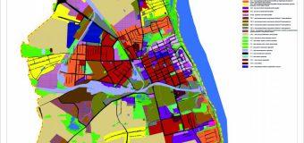 Карта градостроительного зонирования территории округа Муром